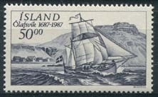 Ysland, michel 663, xx