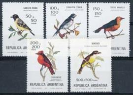 Argentinie, michel 1347/51, xx