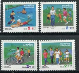 Thailand, michel 1447/50, xx