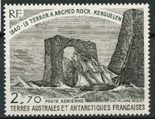Antarctica Fr., michel 146., xx