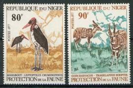 Niger, michel 571/72, xx