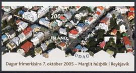 IJsland, michel blok 38, o