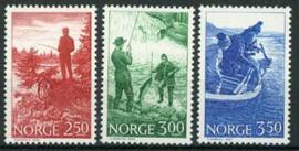 Noorwegen, michel 899/01, xx