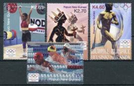 Papua N.Guinea, michel 1080/83, xx