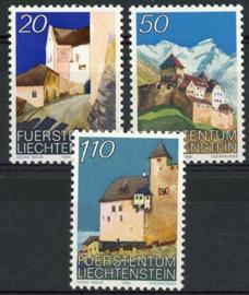 Liechtenstein, michel 896/98, xx