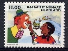 Groenland, michel 385, xx