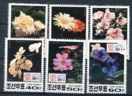 Korea N., michel 3241/46, xx
