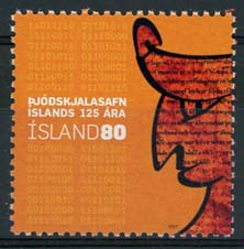 IJsland, michel 1162 , xx