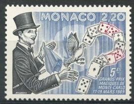 Monaco , michel 1904 , xx