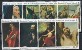 Turks, michel 1057/64, xx