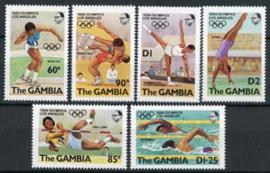 Gambia, michel 500/05, xx