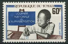 Tchad, michel 204, xx