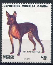 Mexico, michel 1895, xx