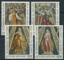 Vatikaan, michel 1136/39, xx