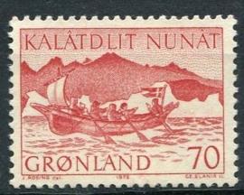 Groenland, michel 82, xx