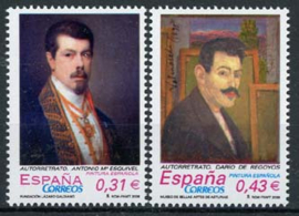 Spanje, michel 4351/52, xx