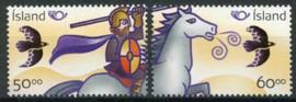IJsland, michel 1060/61, xx