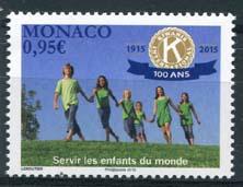 Monaco, michel 3217, xx
