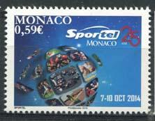 Monaco, michel 3202, xx