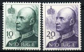 Noorwegen, michel 1131/32 , xx