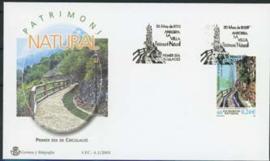 Andorra Sp., FDC michel 279