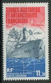 Antarctica fr., michel 194, xx