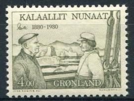Groenland, michel 125, xx