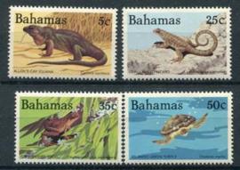 Bahamas, michel 575/78, xx