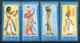 Egypte, michel 903/06, xx