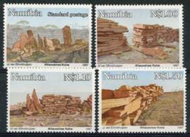 Namibie, michel 828/31, xx