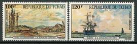 Tchad, michel 773/74, xx