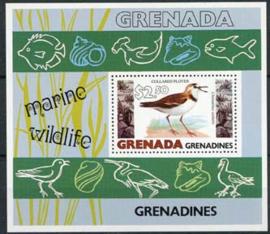 Grenada Gren. michel blok 45, xx