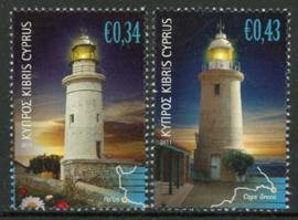 Cyprus, michel 1210/11, xx