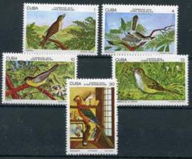 Cuba, michel 2280/84, xx