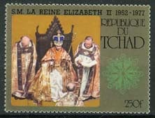 Tchad, michel 782, xx