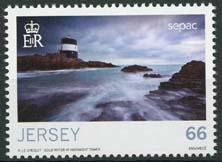 Jersey, michel 2073, xx