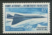 Antarctica Fr., michel 51, xx