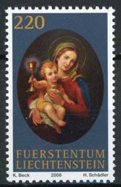 Liechtenstein, michel 1478, xx