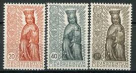 Liechtenstein, michel 329/31, xx