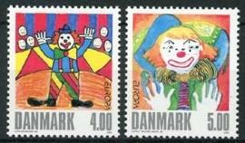 Denemarken, michel 1310/11, xx
