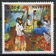 Mayotte, michel 149, xx