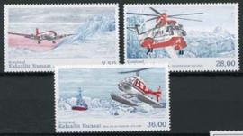 Groenland, michel 619/21, xx