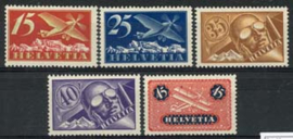 Zwitserland, micvhel 179/83 , x
