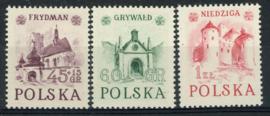 Polen, michel 767/69, xx