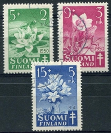 Finland, michel 385/87, o