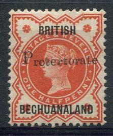 Bechuanaland, michel 29, x