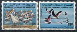 Mauretanie, michel 738/39, xx