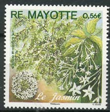 Mayotte, michel 231, xx