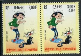 Frankrijk, michel 3510/11, xx