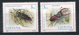 Litouwen, michel 819/20, xx